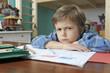 Kind will keine Hausaufgaben machen