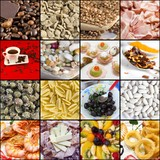 Collage - Food