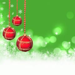 Weihnachtlicher Hintergrund 3