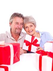 weihnachten großeltern