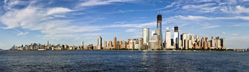 Panorama de Manhattan - New York, USA