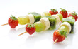Spiedini di frutta - Fruit skewers