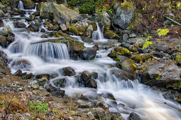 Rila waterfall