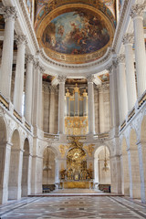 Church where he married Marie Antoinette and Louis XVI- Palace o