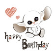 Happy Birthday funny lemur