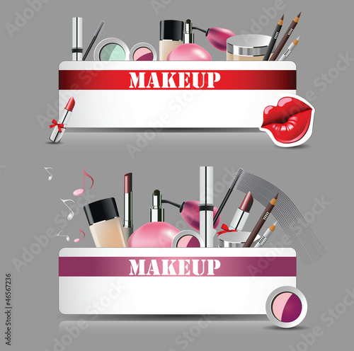 makeupmakeup set