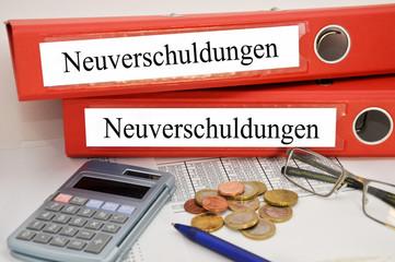 Neuverschuldungen