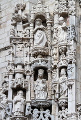 Mosteiro dos Jeronimos (Jeronimos Monastery), Lisbon