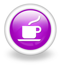 "Violet Icon ""Coffee Shop"""