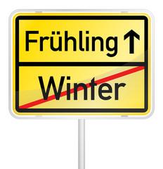 Winter - Frühling