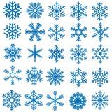 Photo: Snowflakes Set - 25 Illustrations