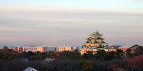 Nagoya skyline, Japan