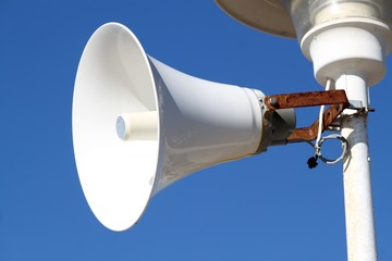 Haut-parleur à pavillon