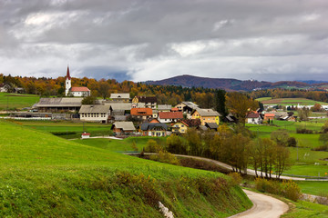 Slovenian Countryside 3