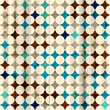 vintage mosaic seamless texture
