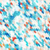 blue cells seamless