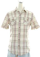 Male checkered shirt