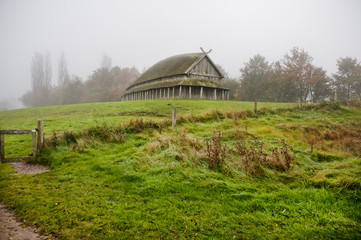 Viking's house2