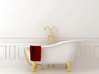 Ñlassic bath