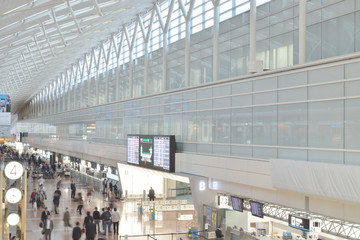 羽田空港 第二ターミナル