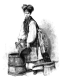 Traditional Woman : Peasant (South Russia)