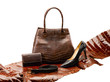 Fashion products which made of crocodile leather