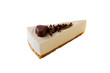Cheese cake with chocolate