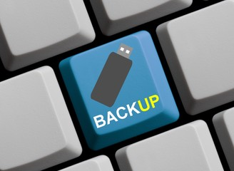 Back-Up - Ihr Schutz gegen Datenverlust