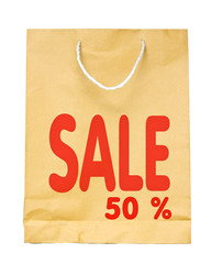 Paper Bag with sale