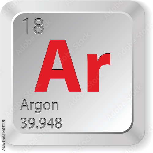 argon button
