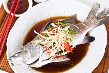 Steamed Snapper with Soy Sauce3