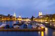 Zürich am Abend, Schweiz
