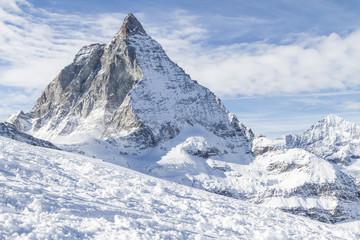 Matterhorn, Ostseite