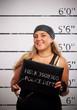 Funny prisoner
