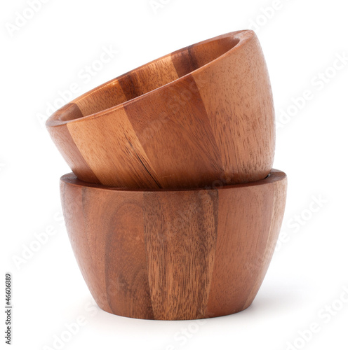 Handmade wooden bowl