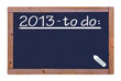 to do liste tafel 2013  #121109-002
