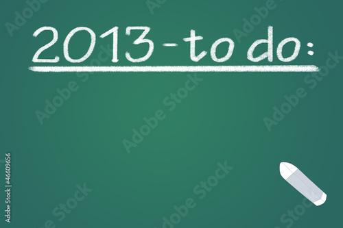 to do liste 2013  #121109-001