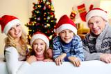 Fototapety Christmas eve
