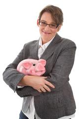 Geliebtes Sparschwein - sichere GeldanlageFra