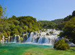 Fototapeten,kroatien,wasserfall,fallen,wasser