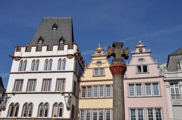 Steipe am Hauptmarkt in Trier