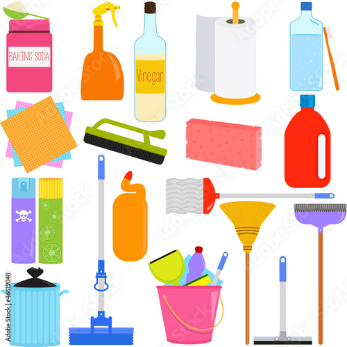 Housework Tools for Washing, Cleaning Equipments