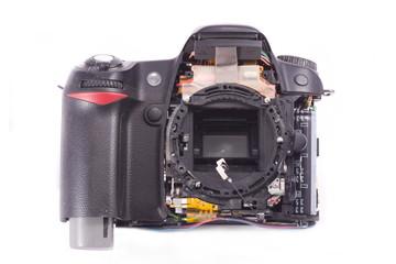 DSLR photocamera