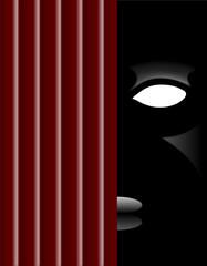 maschera di teatro