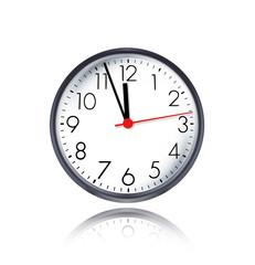 Uhr Fünf vor Zwölf