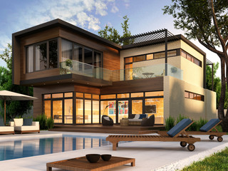 The dream house 14