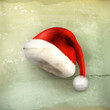 Santa Claus hat, old-style