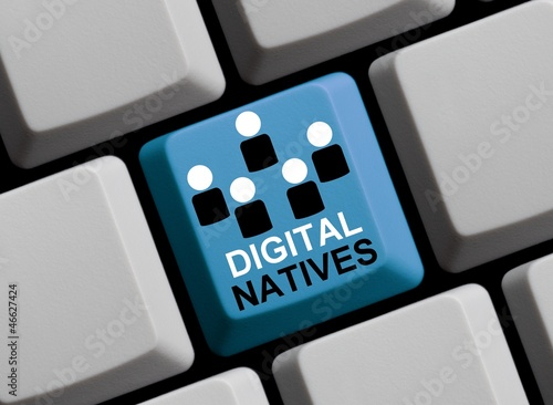Digital Natives - Die digitale Generation