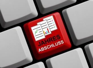 Jahresabschluss online