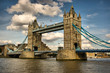 Londra - Tower Bridge - Ponte delle torri